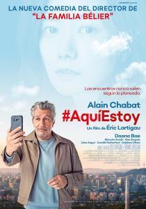 jesuisla 383369796 large #Aquíestoy (2020). Película. Crítica, Reseña