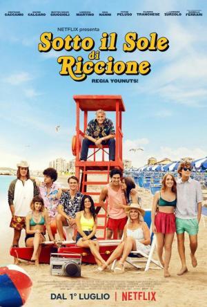 sotto il sole di riccione 201132707 large Bajo el Sol de Riccione (2020). Película Comedia. Crítica, Reseña
