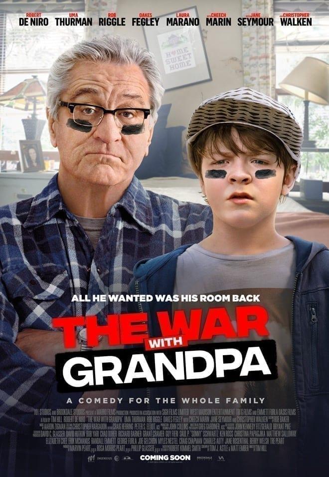 En Guerra con mi Abuelo (2020)