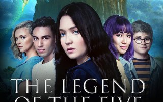 La Leyenda de los Cinco (The Legend of the Five) - 2020