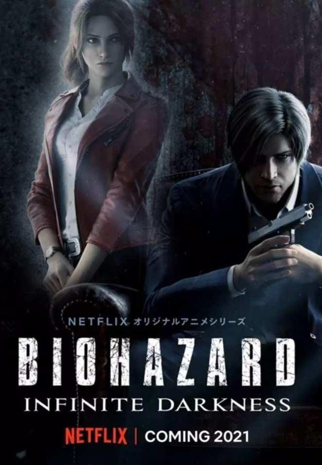 biohazard infinite darkness tv series 349452144 large Estreno Netflix: Resident Evil Infinite Darkness (2020). Primeras Escenas
