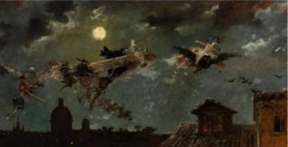 1602171566 Las Brujas Torres García, Raimundo Madrazo o Joaquín Sorolla se reúnen en Setdart Subastas