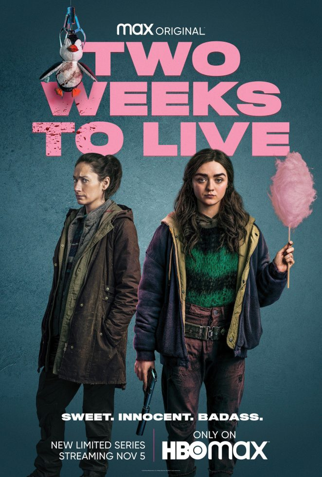 Nueva Serie de HBO Max: Two Weeks to Live (2020)