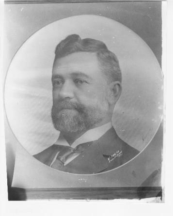 Kansas City Mayor E. L. Martin