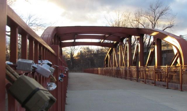 The Story Behind Red Bridge's Love Locks