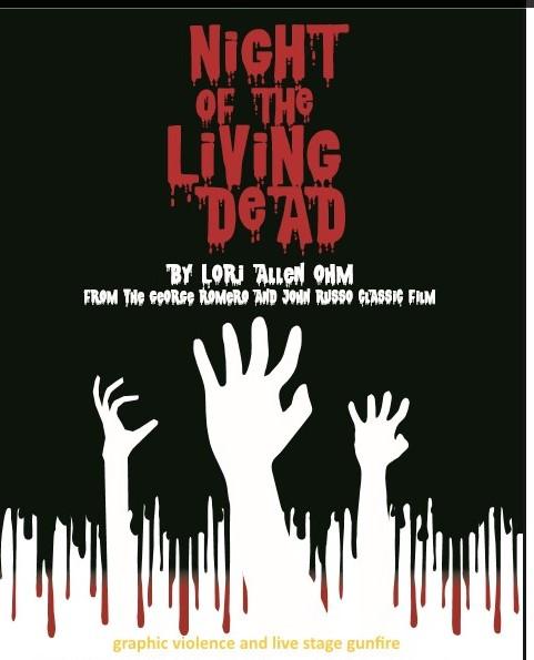 Night of Living dead poster