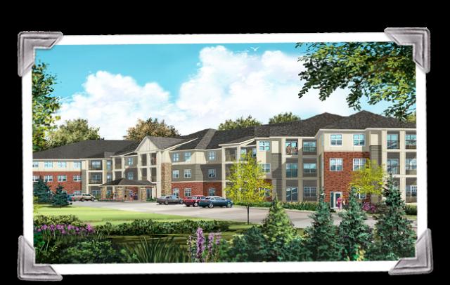 Verona Hills rendering