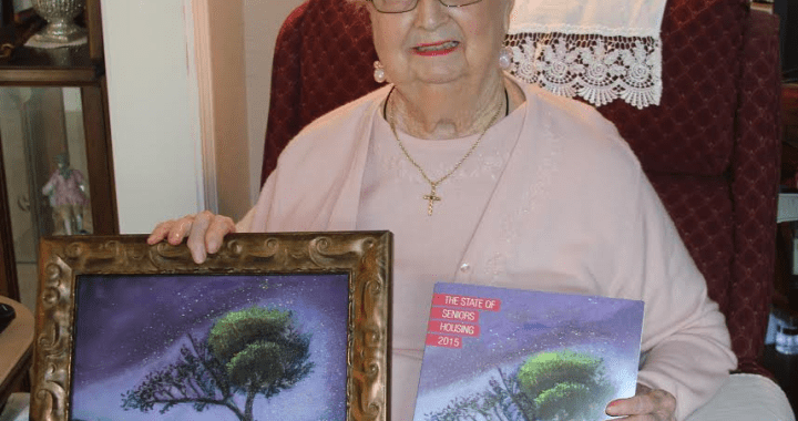 96-Year-Old Art Competition Winner Proves You Are Never Too Old to Learn