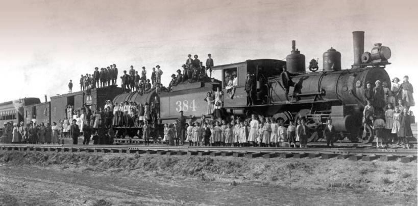 Orphan Train 2