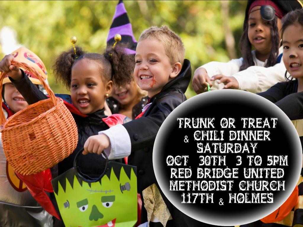 Trunk or Treat & Chili Supper