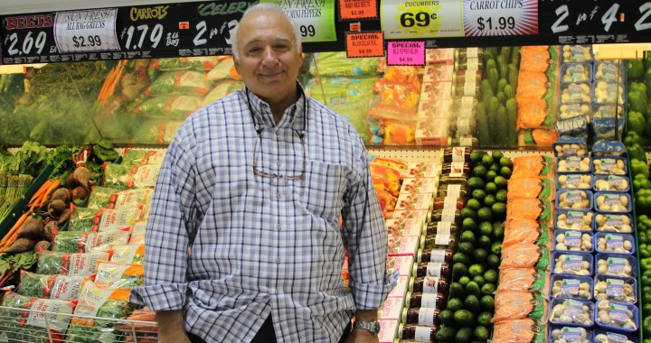 An Interview with George Lipari, owner of Sun Fresh Market