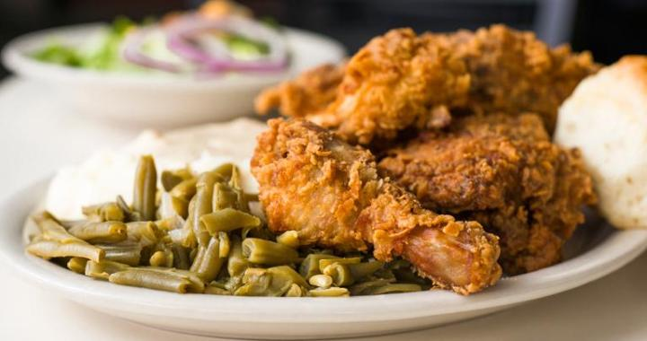 Lunch and Dinner Interchangeable for Restaurant Week