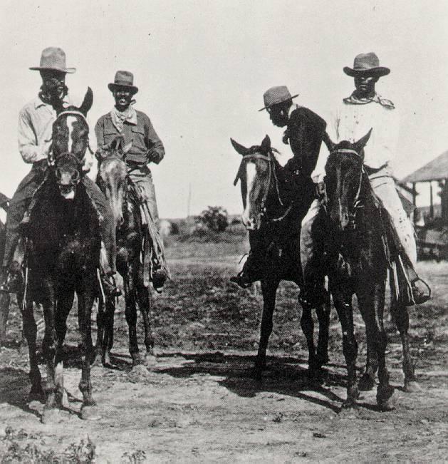 black-cowboys-group