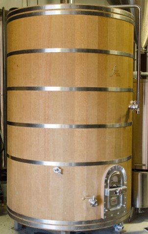 Martin City Brewery foudre