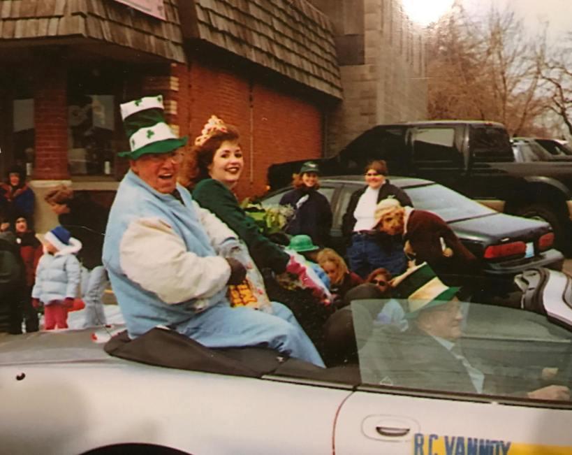 RC Vannoy parade