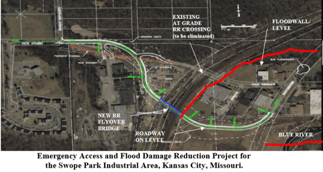 Flood control plan