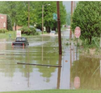 Analysis of GO Bond Question 2: Flood Control