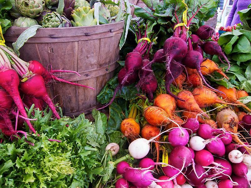 Loud House Farm produce