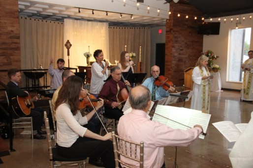 Martin City Church music