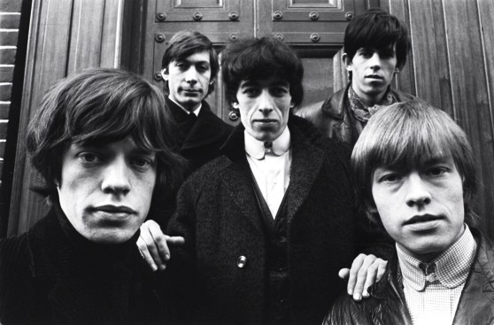 Mandatory Credit: Photo by TERRY O'NEILL/REX USA (90797a) ROLLING STONES VARIOUS