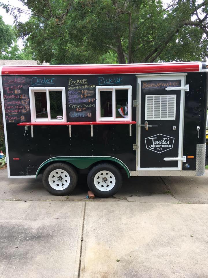 Jovito's food truck