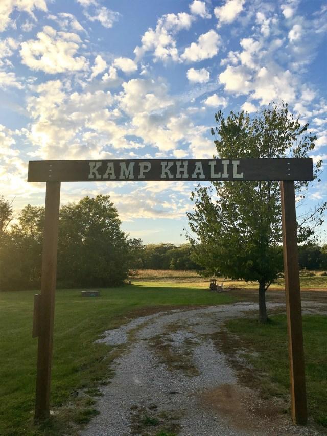 kamp khalil