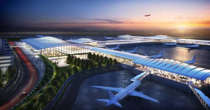 Tonight South KC residents get a say on KCI's new airport terminal