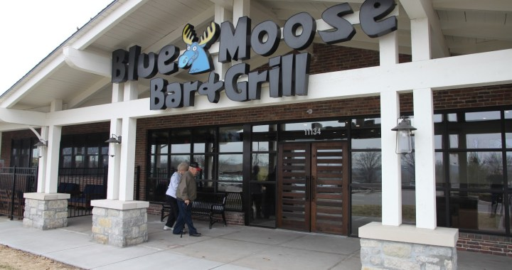Blue Moose officially opens