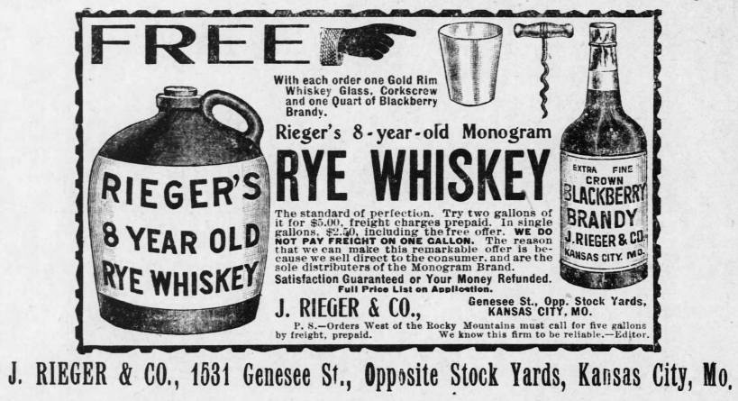 Rieger ad