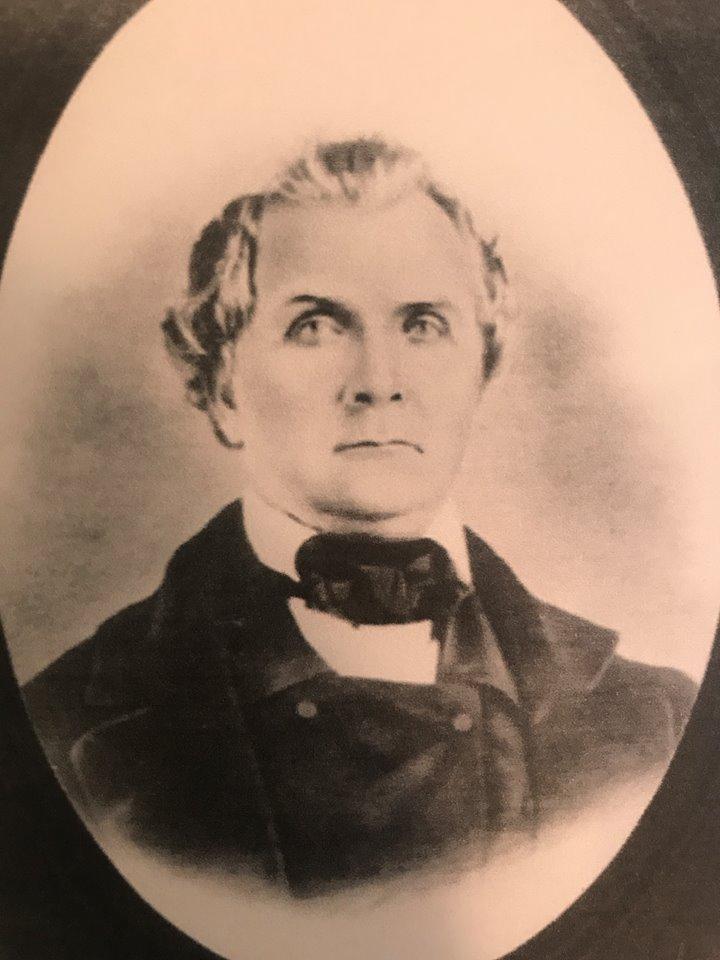 Rev. Thomas Johnson