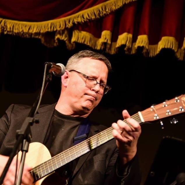 Chris Foster musician Ward Pkwy