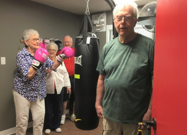 Brookdale boxing