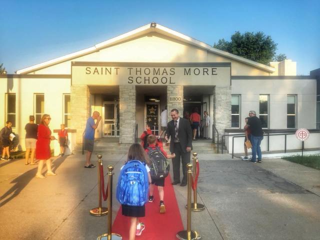 St. Thomas More back to school