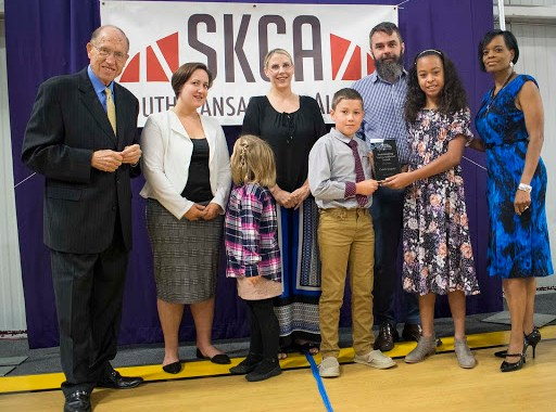 Awards handed out for outstanding community service