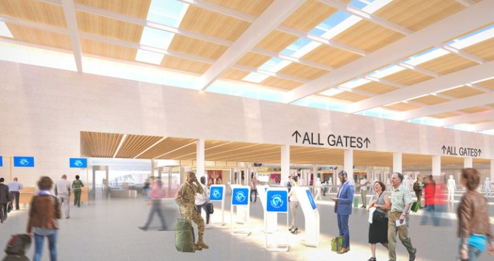 Edgemoor updates residents on KCI Terminal