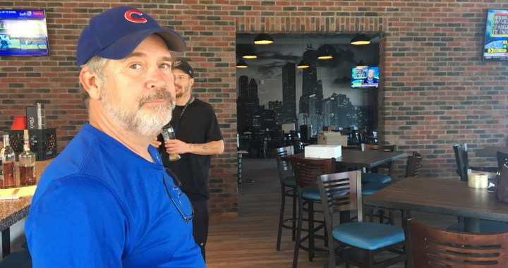 Just like Chicago, Bogey's Windy City Pub has all kinds of sports