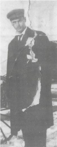 Samuel Roberts, 1917.