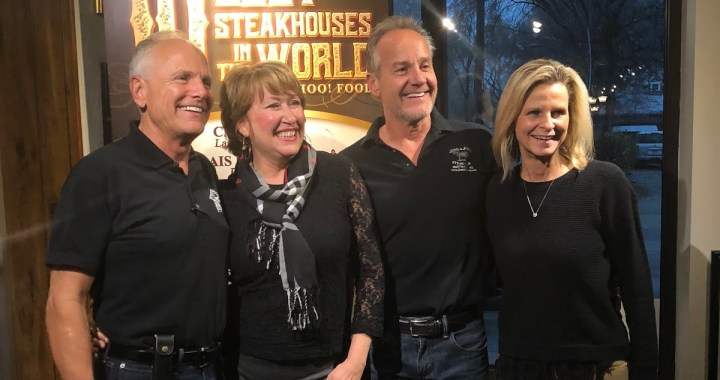 Owners of Jess & Jim's, RC's named Restaurateurs of the Year
