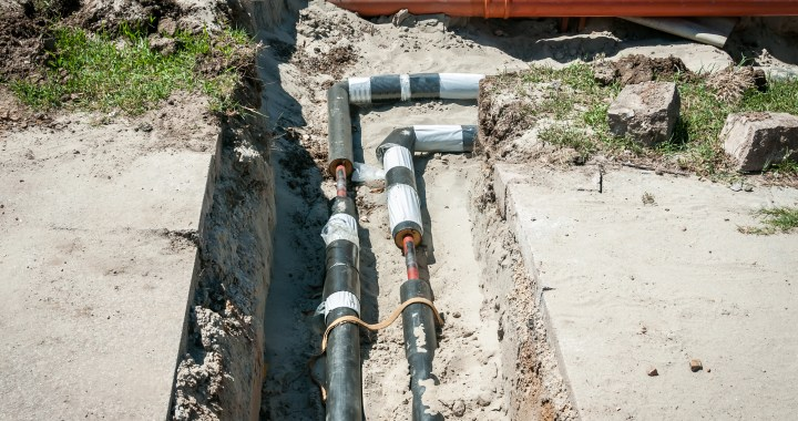 Ruskin area to get new water lines