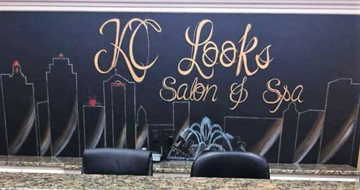Former flooded beauty salon celebrates new location with an open house