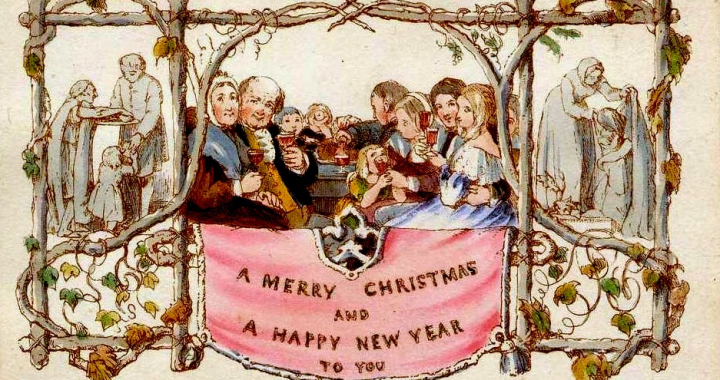 How the pioneers celebrated the Christmas season with food