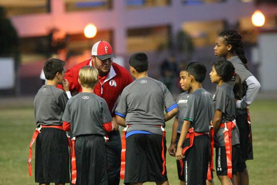 Under Armour's Under the Lights Flag Football leagues come to south KC