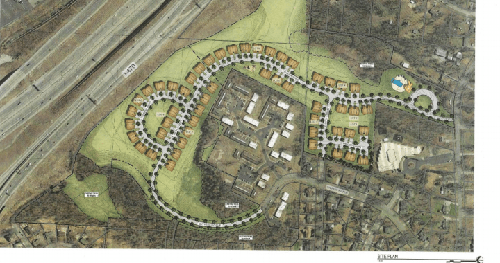 New residential development in south KC approved