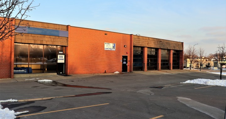 Goodwill replaces Goodyear store