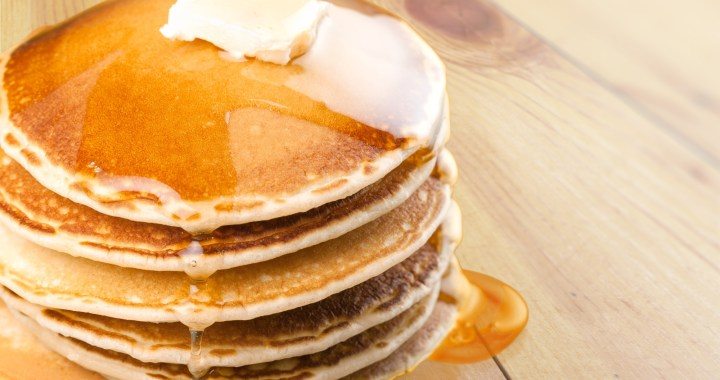 Get ready for pancakes. It's Shrove Tuesday