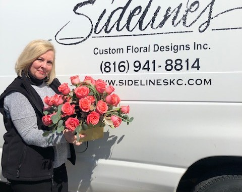 Sidelines celebrates 35 years with 35 bouquets of appreciation