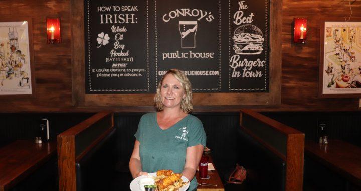 Conroy's offers authentic Irish flare