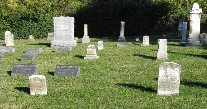 Palestine Cemetery designated a historic site