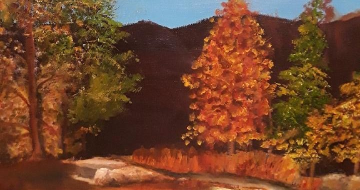 Brookdale artist with Parkinson's featured at art auction fundraiser