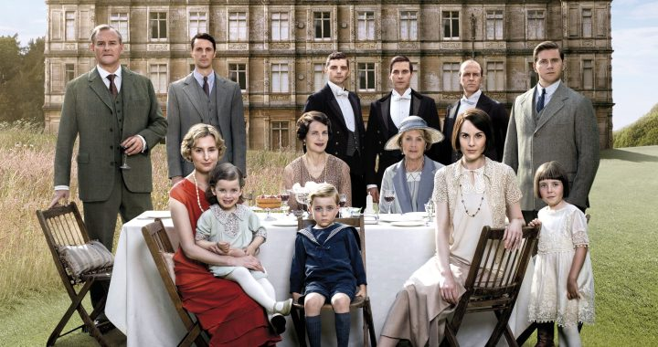 Gilded Lily hosts Downton Abbey tea